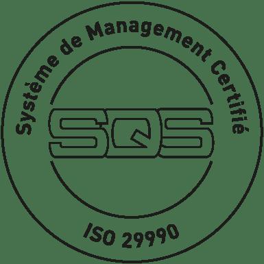 SQS ISO 29990